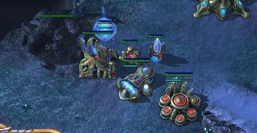 Starcraft 2 Nerazim Crypt Strategy